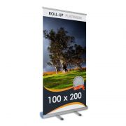 Roll-up Platinium 100 cm